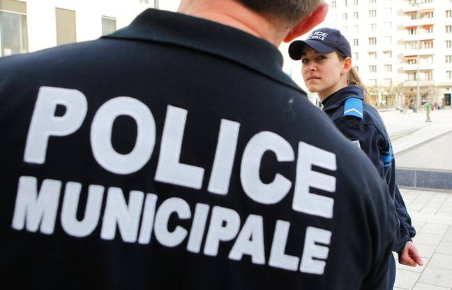 Illustration sur la police municipale.