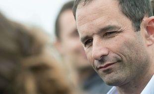 Au premier tour de l'élection présidentielle, Benoît Hamon a été largement éliminé au premier tour. Mais avec des modes de scrutin testés dans deux bureaux de Strasbourg, le résultat n'est pas le même. Illustration
