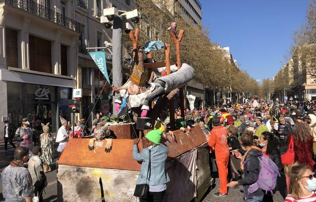 Près de 6500 personnes ont participé au Carnaval de La Plaine