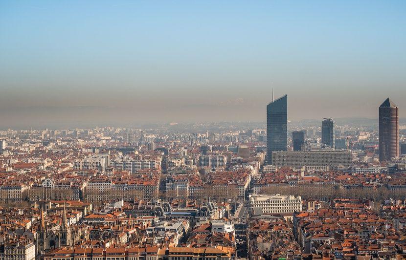 Lyon : Fin de l'alerte pollution, la circulation différenciée levée dès ce dimanche après-midi