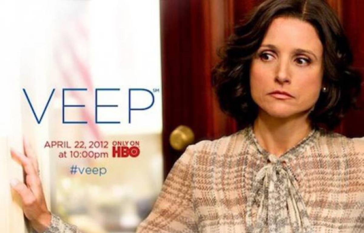La série «Veep» dont la saison 1 vient de s'achever sur HBO est disponible en France sur le service Vod d'Orange cinéma séries. – HBO