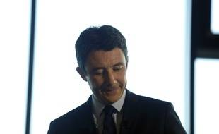 Benjamin Griveaux lors de la présentation de son programme, jeudi, à Paris.