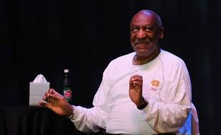 L'acteur Bill Cosby au Hard Rock Hotel & Casino