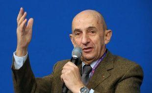 Louis Gallois le 13 novembre 2013 à Paris