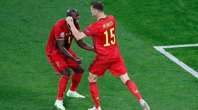 Belgique - Russie Euro 2021 : Lukaku fait un énorme chantier, la victoire belge à revivre en direct (3-0)