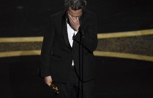 Oscars 2020: Le plaidoyer de Joaquin Phoenix contre l'exploitation des animaux