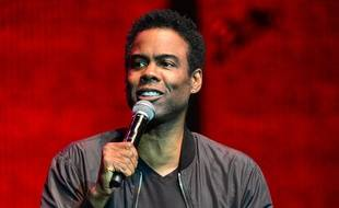 L'acteur Chris Rock