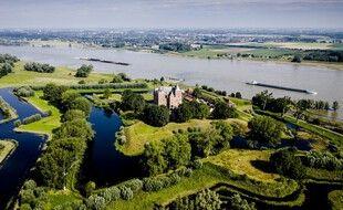 L'extension de la Ligne de défense d'Amsterdam fait partie des nouveaux sites inscrits