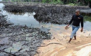 Shell doit s'engager à verser 1 milliard de dollars afin d'amorcer le nettoyage du Delta du Niger, victime de deux fuites de pétrole dévastatrices en 2008, selon un rapport d'Amnesty International publié jeudi.