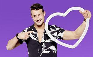 Tristan, candidat de la version française de «Love Island».