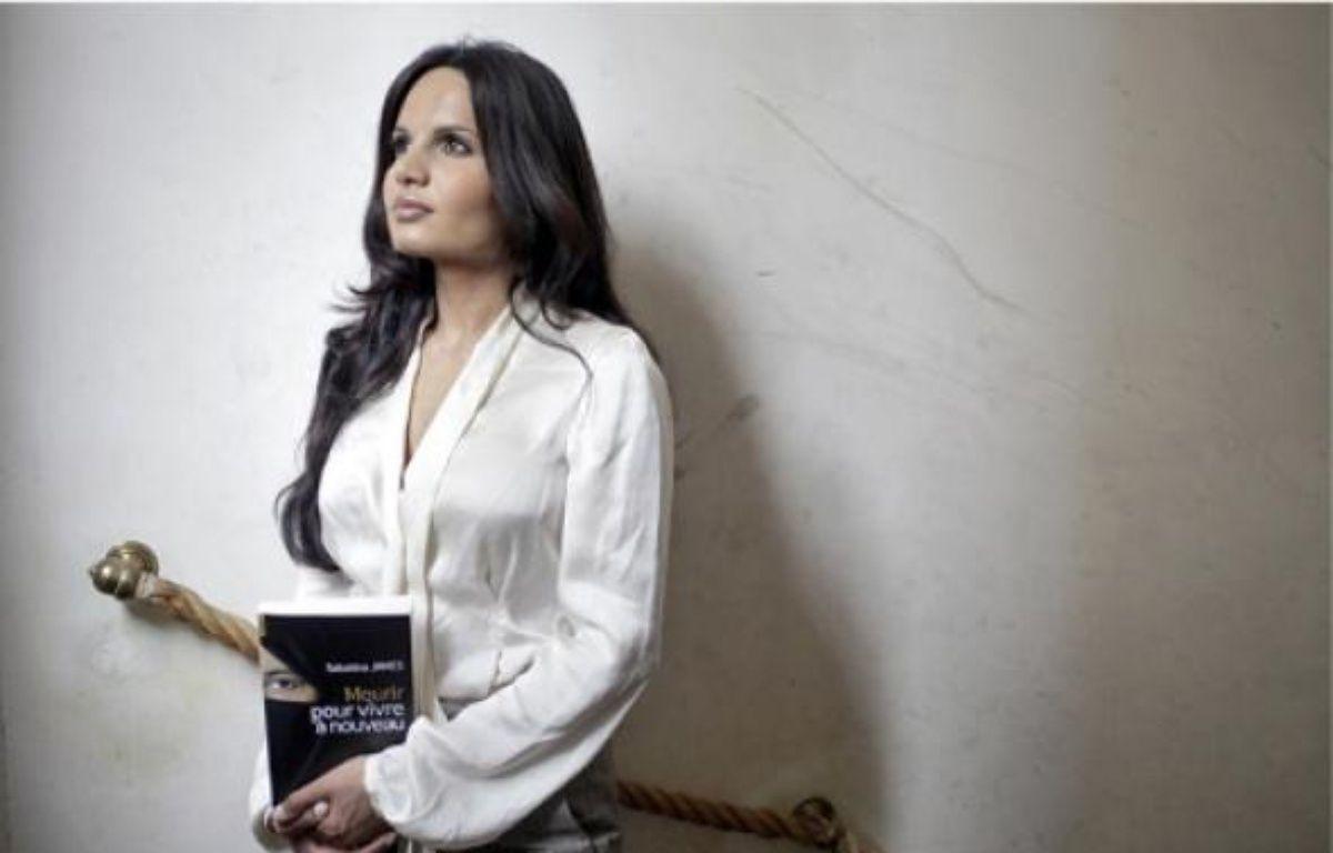 Menacée de mort par sa famille, Sabatina James a déménagé seize fois en neuf ans. –  A. ROUGIER / 20 MINUTES