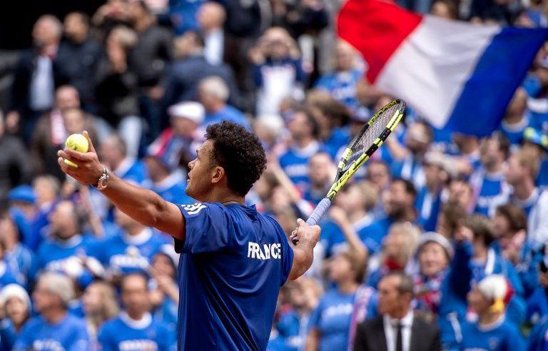 Coupe Davis: Jo Wilfried Tsonga: Merci patron !