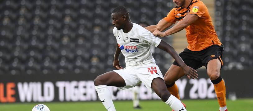 L'attaquant d'Amiens Serhou Guirassy s'est engagé pour cinq saisons avec le Stade Rennais.