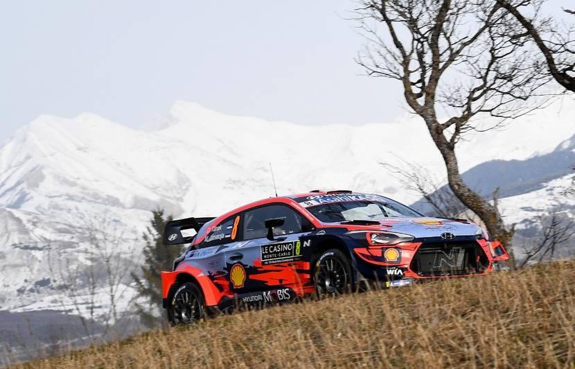 Rallye de Monte Carlo : L'impressionnante sortie de route du champion du monde estonien à plus de 180 km/h