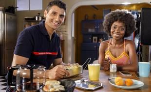 Ryad Baxx et Claudia Mongumu incarneront Jalil et Louise.