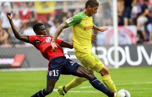 Ligue 1: Il y a six mois, on voyait Lille en Coupe d'Europe et le FC Nantes avec les relégables...