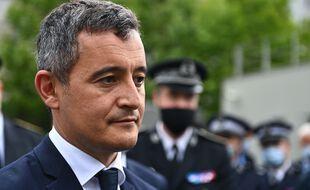 Gérald Darmanin à Nantes le 20 mai 2021.