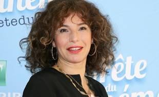 La comédienne et réalisatrice Anne Depétrini, en 2018.