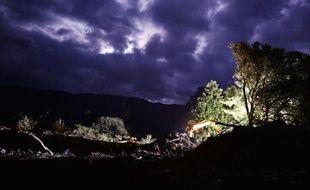 De l'eau de pluie contaminée sur le site de Fukushima s'est peut-être écoulée dans l'océan Pacifique voisin, a indiqué lundi la compagnie exploitante du complexe atomique balayé par le typhon Wipha la semaine passée.