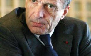Henri Proglio, le PDG d'EDF à Paris, le 10 décembre 2009.