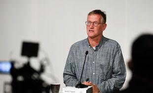 L'épidémiologiste Anders Tegnell est le leader et le visage de la stratégie de la Suède face à la pandémie de Covid-19, qui préfère faire confiance à la population que des mesures coercitives.
