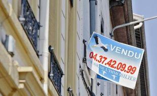 Le nombre d'offres à la vente à Lyon a diminué de plus de moitié depuis la crise.