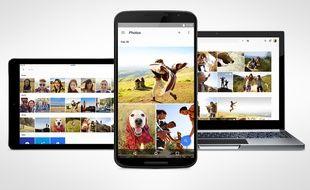 L'app Google Photos est disponible sur Android, iOS et sur le Web.