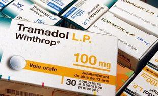 La Britannique détenait près de 300 comprimés de Tramadol dans ses bagages.