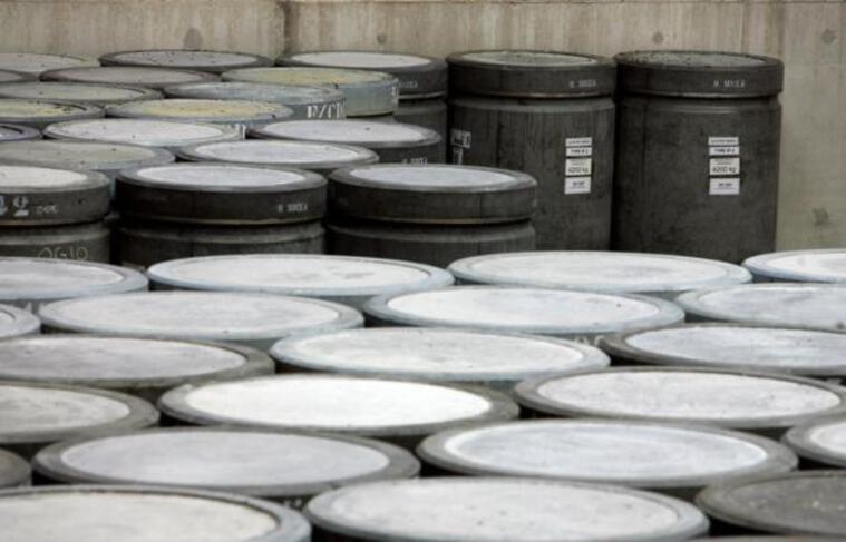 Plus de 1,3 million de mètres cubes de déchets nucléaires en tous genres étaient stockés en France fin 2010, un volume appelé à doubler d'ici 2030, selon l'inventaire publié mercredi par l'Agence nationale pour la gestion des déchets radioactifs (Andra).