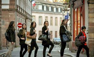 Des élèves avocates ont lancé un blog, EllesLaw, un kit juridique gratuit pour les femmes. crédit photo Claire Leguillochet