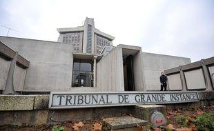 Le tribunal de Créteil (Val-de-Marne).