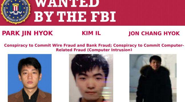 Rançongiciel WannaCry, piratage de Sony… Trois hackers du renseignement militaire nord-coréen inculpés aux… - 20 Minutes