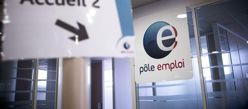 L'agence Pole emploi de Clichy-sous-Bois (image d'illustration).