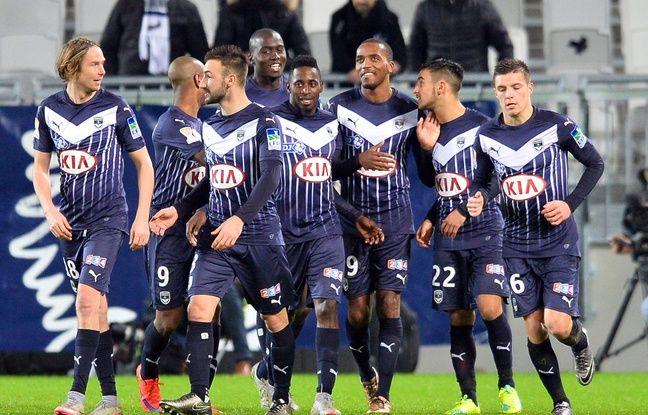 Coupe de la ligue les girondins qualifi s pour les demi finales en battant lorient - Demi final coupe de la ligue ...