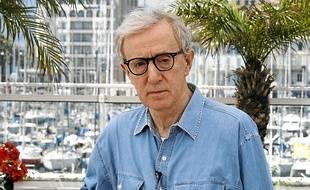 Woody Allen présentait Midnight in Paris, en 2011 au Festival de Cannes.