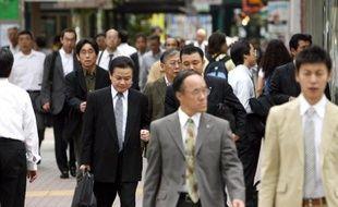 Un salarié japonais de 64 ans a été sanctionné pour avoir fait des pauses déjeuner de trois minutes. (Illustration)