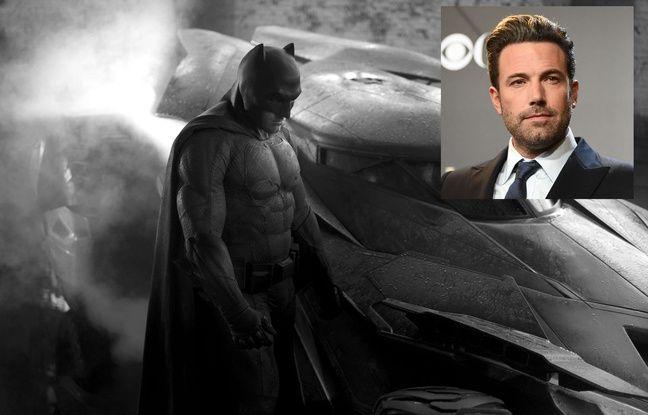 Ben Affleck dans Batman v Superman: L'aube de la justice.