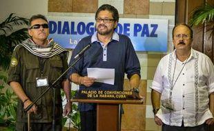 Le gouvernement colombien et la guérilla des Farc ont conclu mercredi à Cuba un nouveau cycle de leurs négociations de paix en faisant état de divergences persistantes sur un référendum pour ratifier un éventuel accord de paix mettant fin à un demi-siècle de conflit.