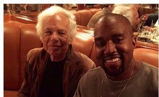 Kanye West et Ralph Lauren