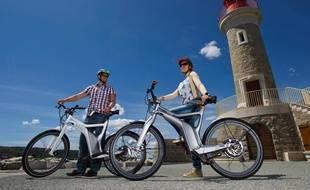L'ebike de Smart est commercialisé depuis début juillet 2012.