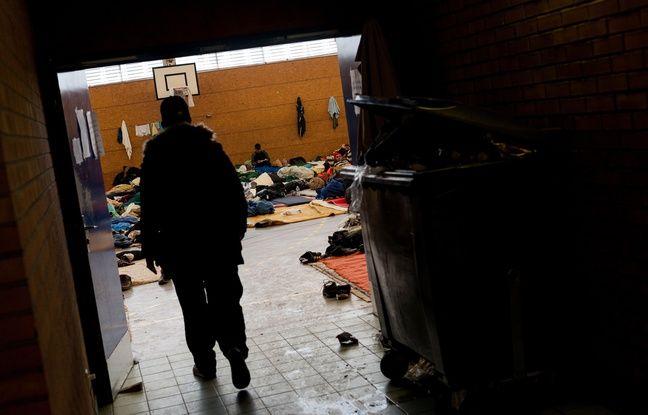 VIDEO. Nord: La justice ordonne l'expulsion d'environ un millier de migrants à Grande-Synthe