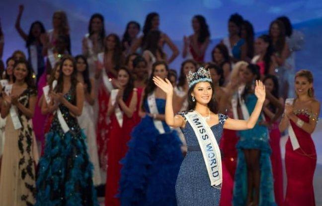 Miss Chine, Yu Wenxia, a remporté le titre de Miss Monde face à 115 concurrentes samedi à Ordos, une mégapole située en Mongolie intérieure, dans le nord de la Chine.