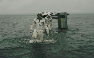 Image extraite du film «Interstellar»