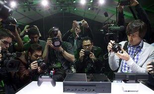 La Xbox One, présentée mardi 21 mai 2013, à Redmond.