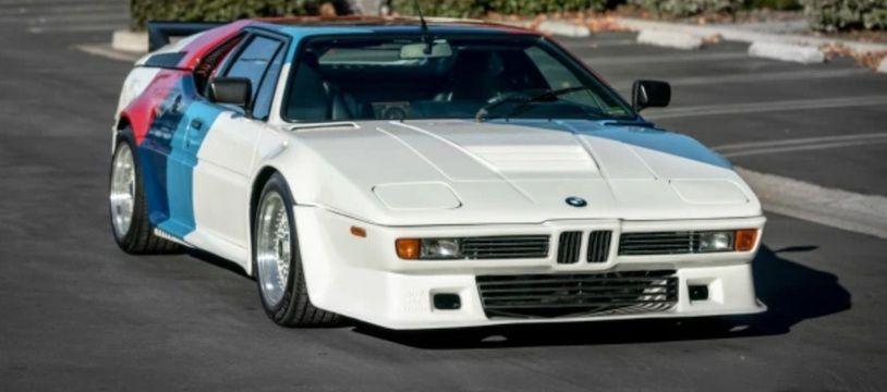 BMW M1 ex-Paul Walker