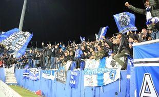 Le stade Furiani est toujours très chaud, même en National 3.