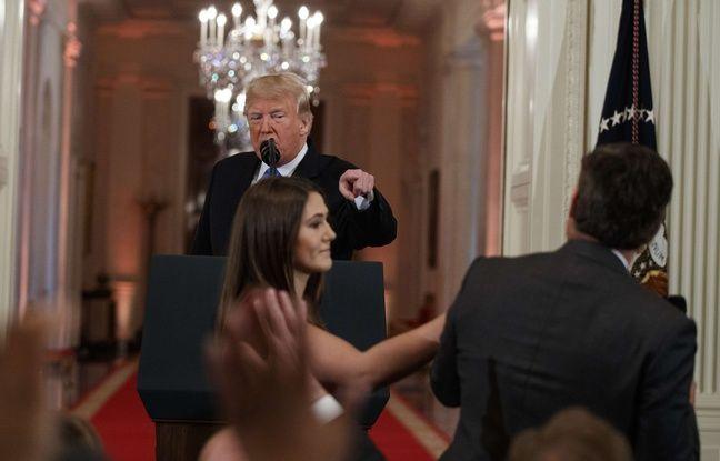 VIDEO. Etats-UNIS: Fox News soutient CNN dans sa plainte contre la Maison Blanche