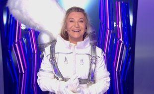 Sheila dans Mask Singer sur TF1