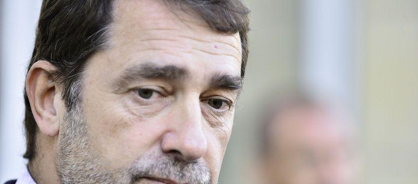 Christophe Castaner est le ministre de l'Intérieur depuis l'automne 2018.
