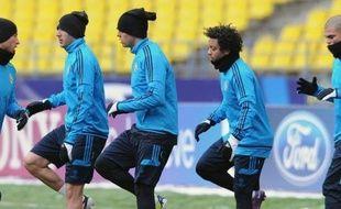 Le Real Madrid tentera de poursuivre son carton plein sur la scène européenne dans le froid moscovite du CSKA, lors de 8e de finale de la Ligue des champions qui représenteront un test pour Chelsea et son entraîneur André Villas-Boas, en déplacement à Naples.